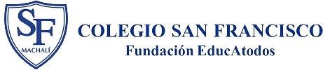 Colegio San Francisco logo